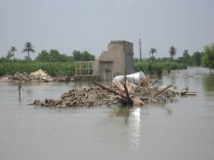 inondation pakistan