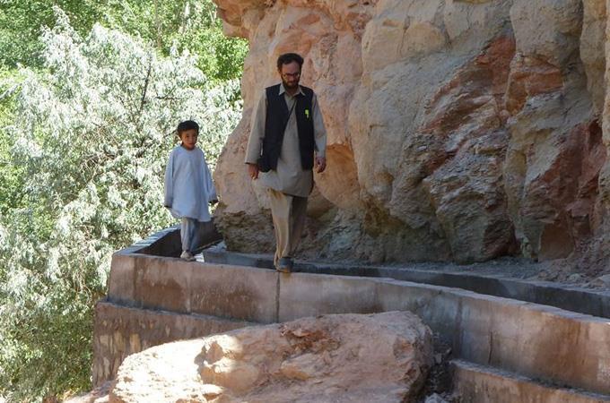 Afghanistan Bamyan agronomie