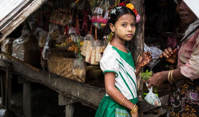 enfant Birmanie