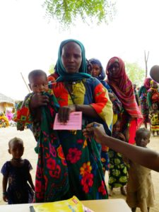 malnutrition tchad