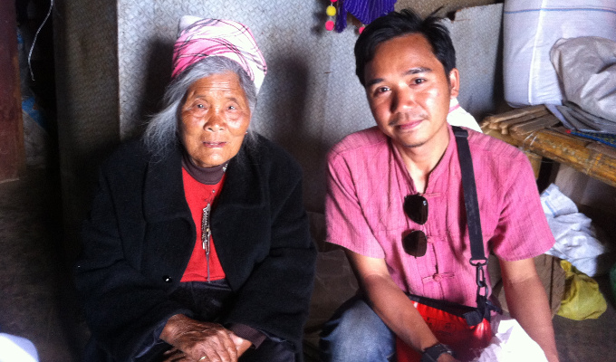 kachin déplacés