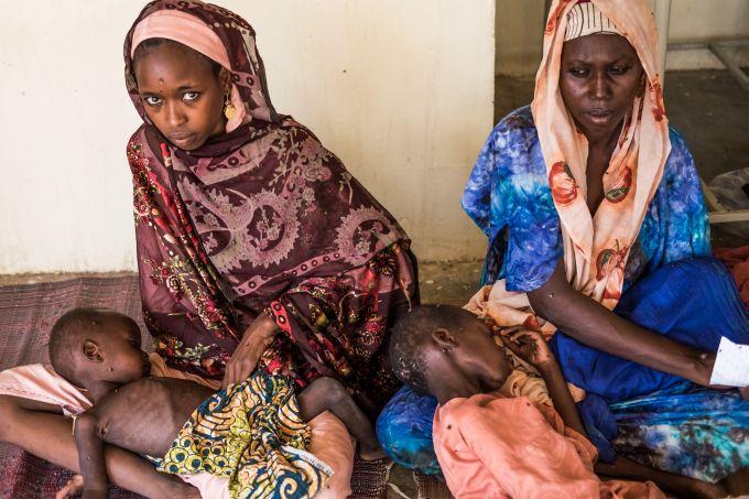 Famine nigeria