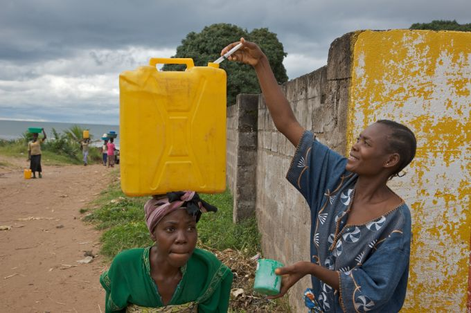 Lutte cholra RDC