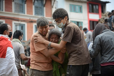 séisme népal