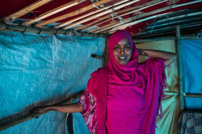 Soudan du Sud beneficiaire don montaire