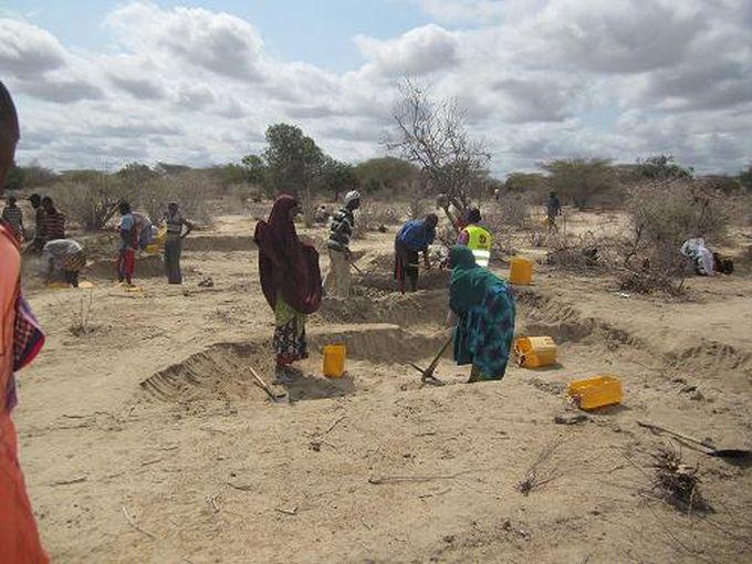 Femmes somalie