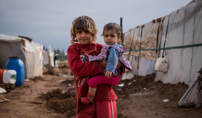camps informels Liban