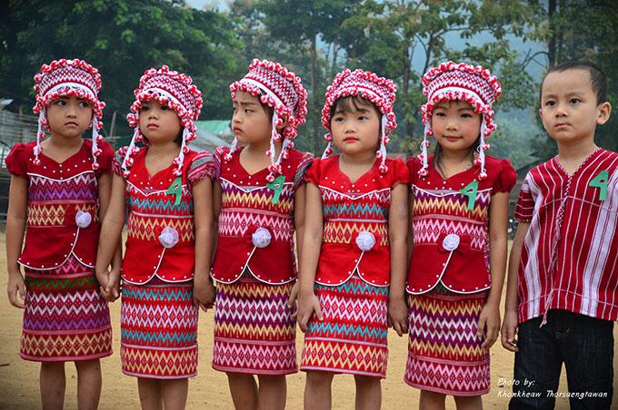 thaïlande enfants