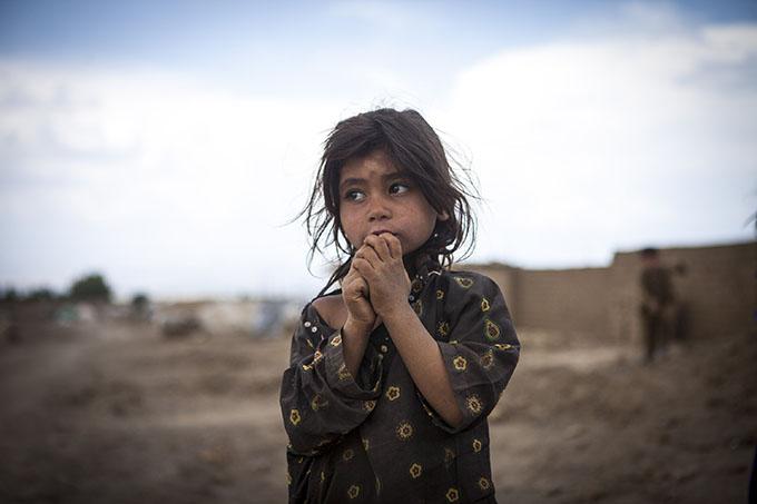 afghanistan enfant