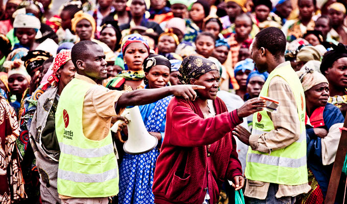 RDC population