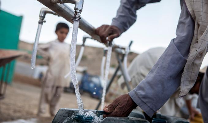 afghanistan eau