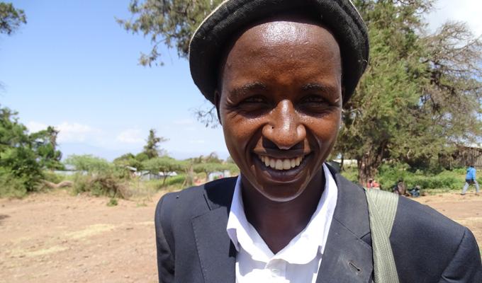 Kenya homme
