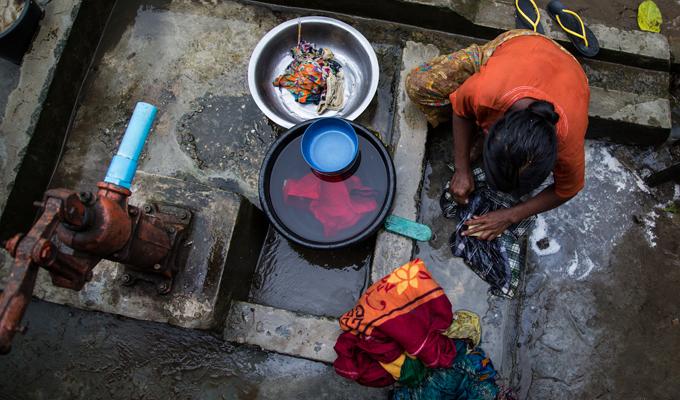 eau myanmar