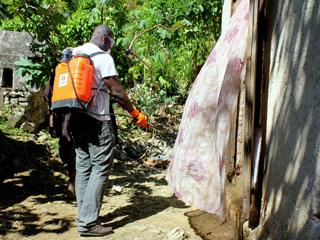 choléra Haiti