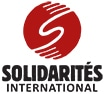 logo solidarités international 35 ans