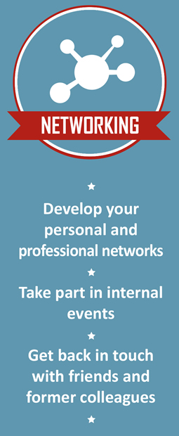 reasons to join networking