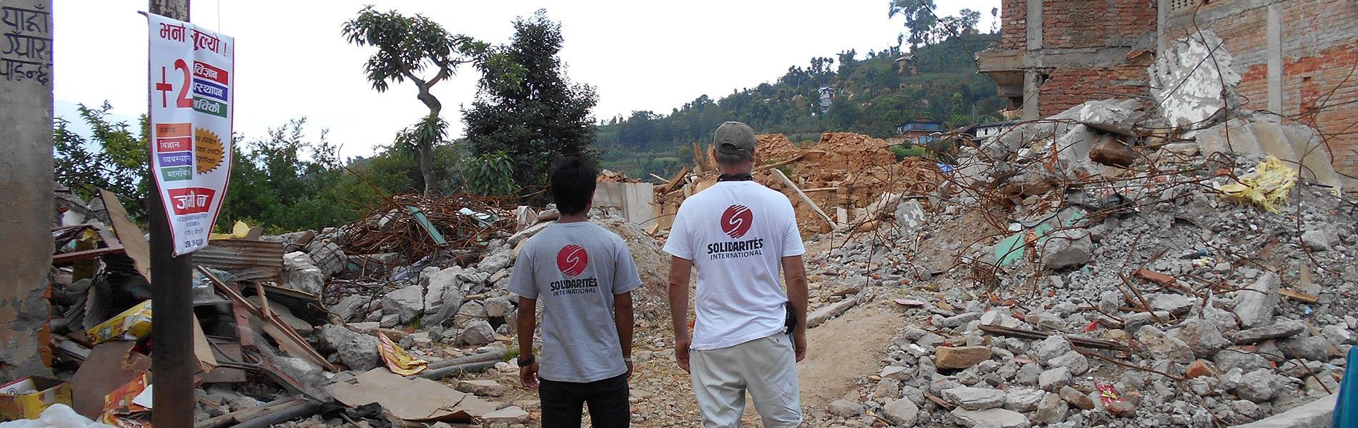 nepal urgence