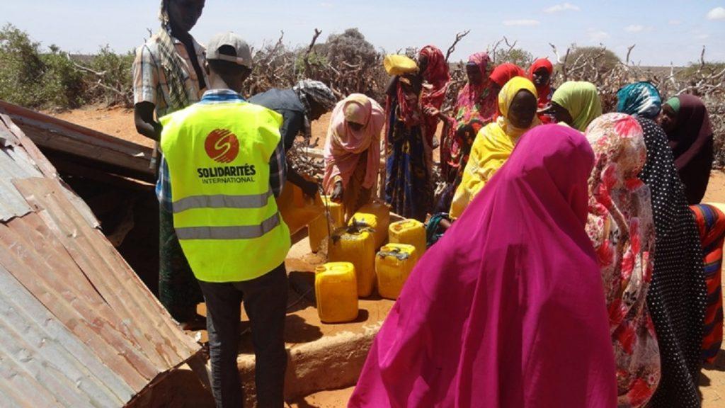 Somalie distribution