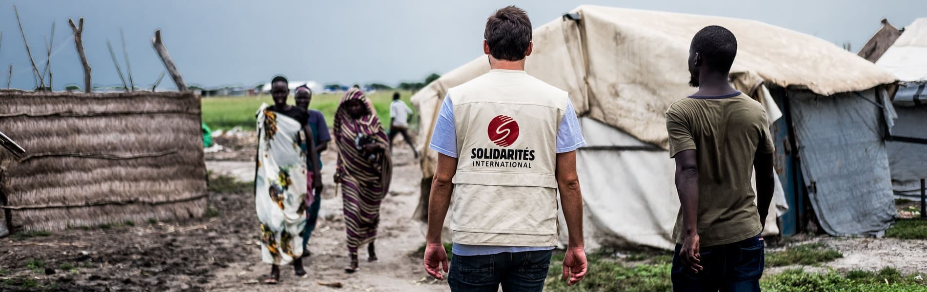 coordinateur terrain humanitaire