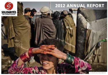 2012 Annual Report solidarites International