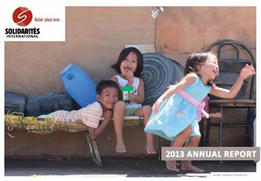 2013 Annual Report solidarites International