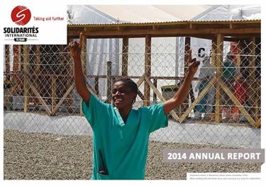 2014 Annual Report solidarites International