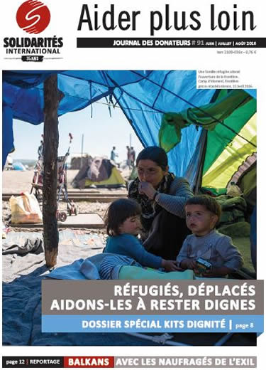Donors' magazine n° 91