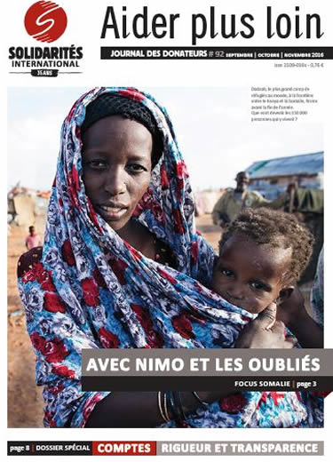 Donors' magazine n° 92