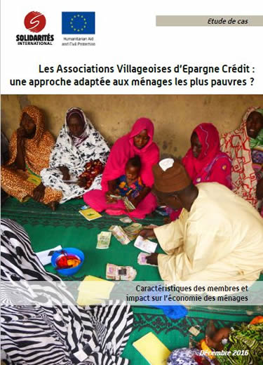 associations villageoises d'epargne crédit