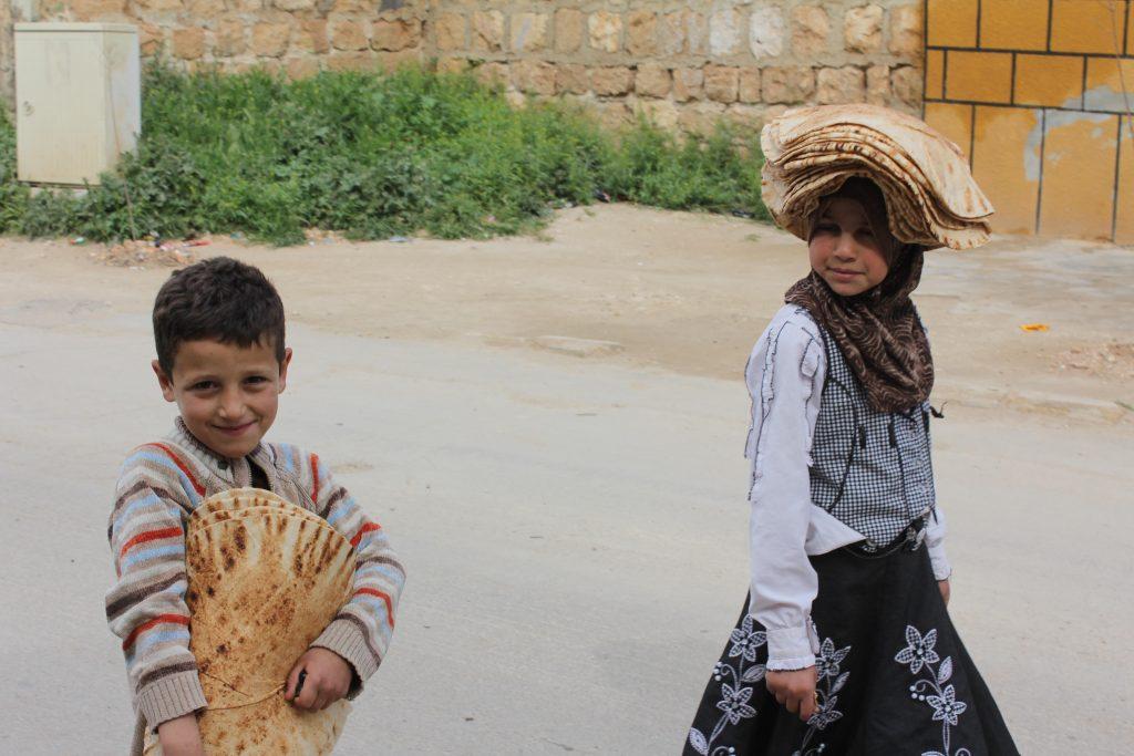 kids syria