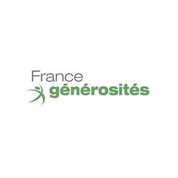 France Générosités logo