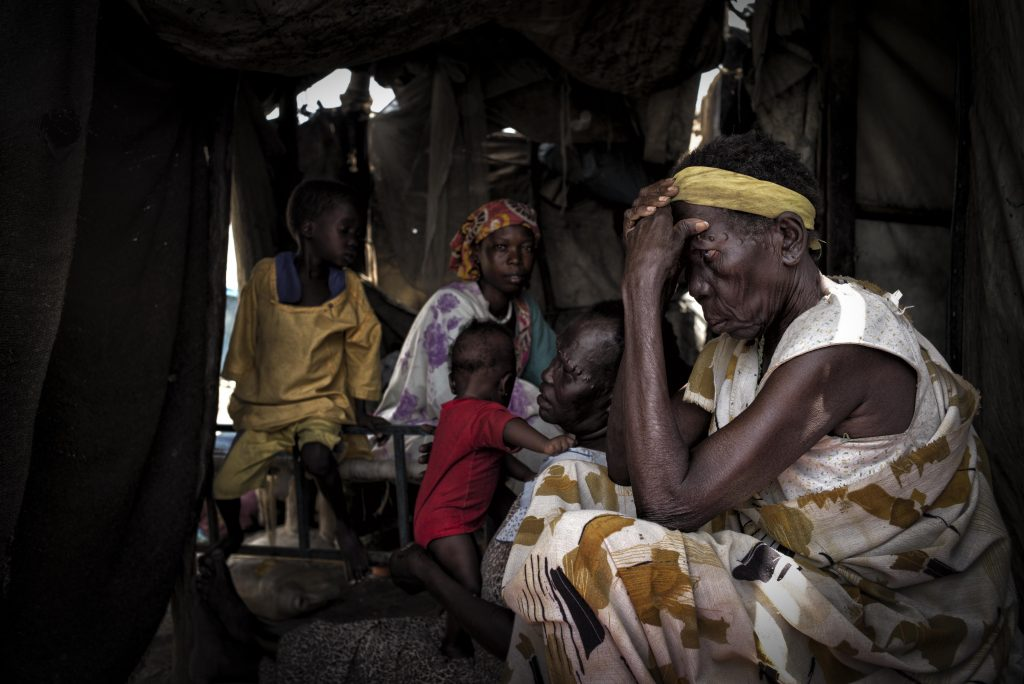 beneficiary south sudan