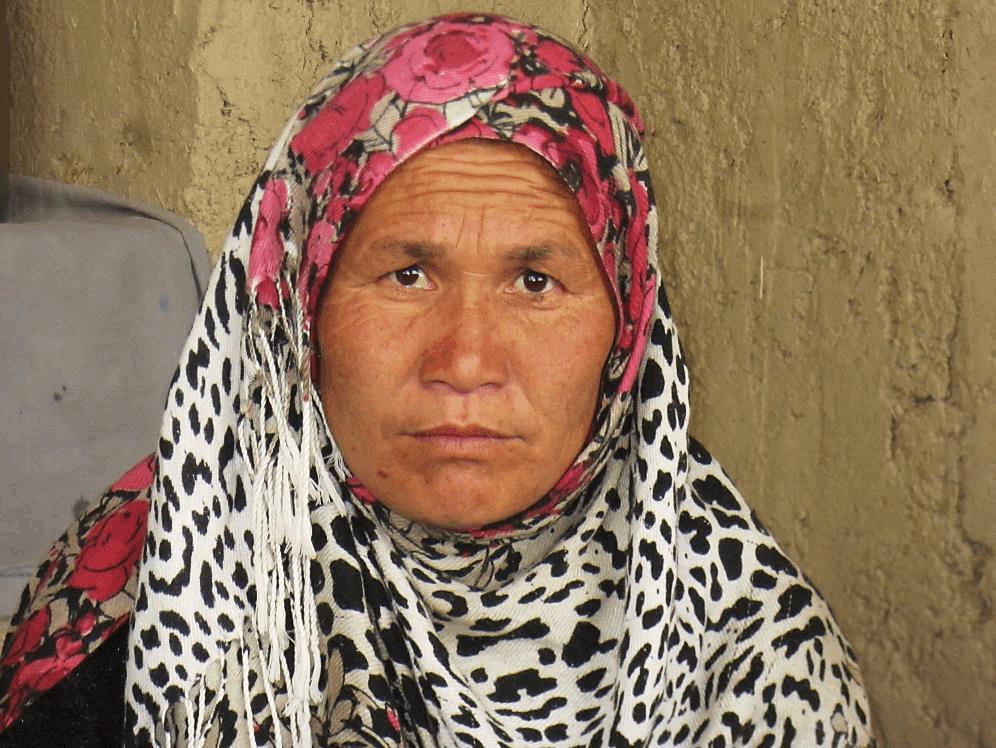 Mariam bénéficiaire Afghanistan Bamyan
