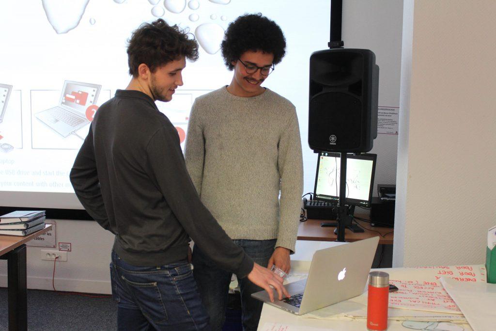 Milan Kieffer Etudiant Prix Schoolab