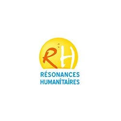 Résonnances humanitaire logo