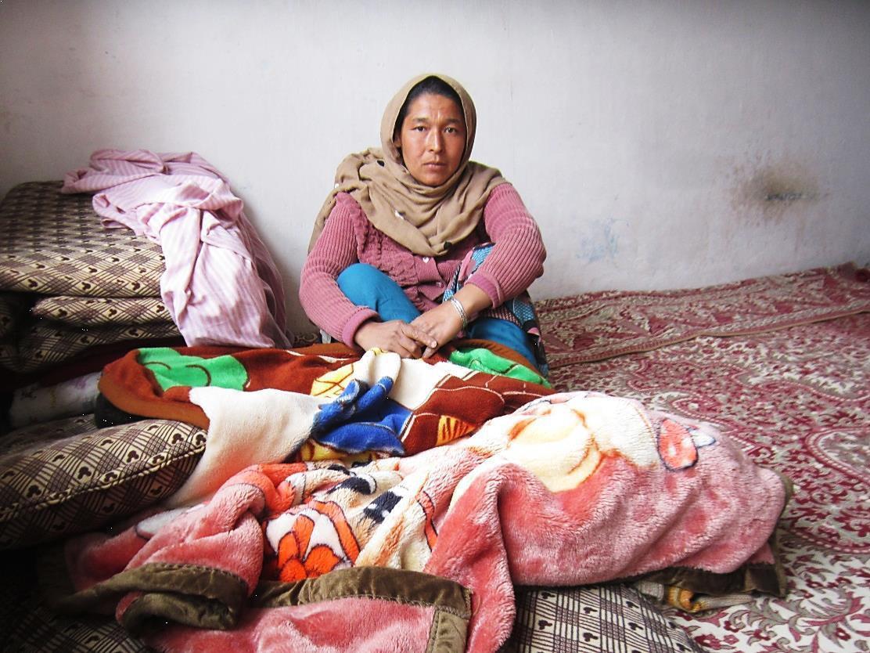 Gulali afghan returnee undocumented
