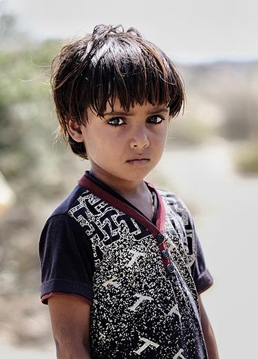 Yemen enfant