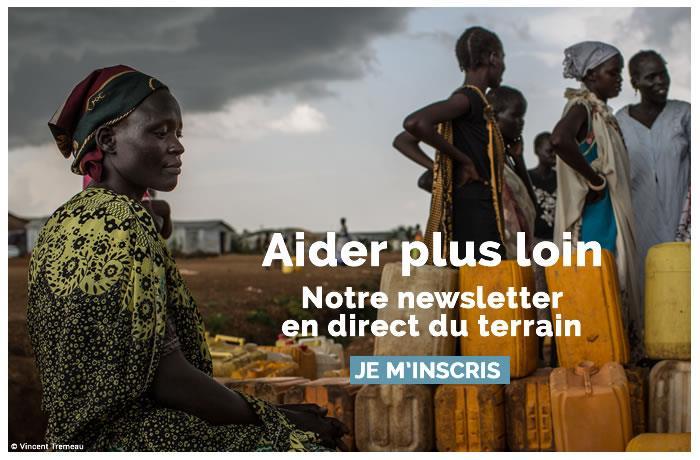 Newsletter Solidarités International