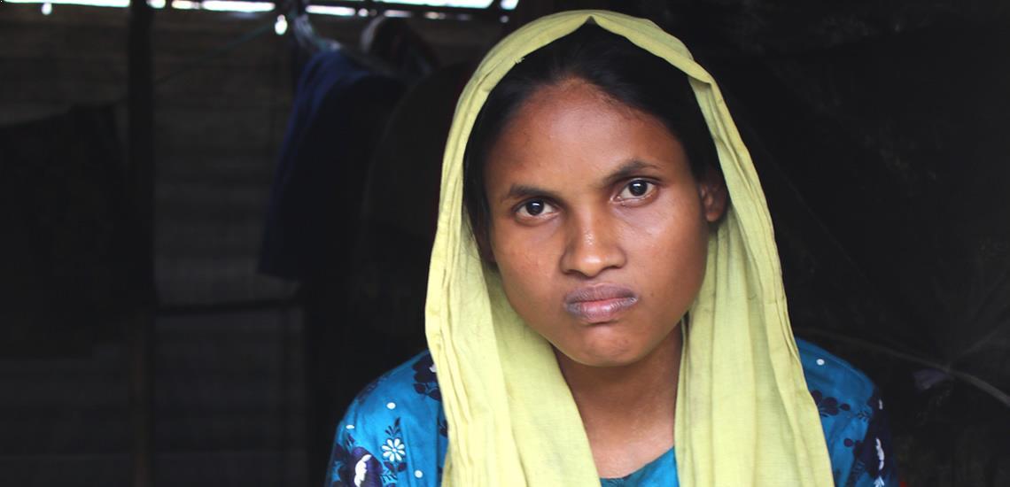 réfugiée rohingya