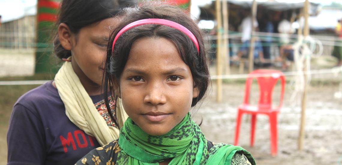 rohingya fille