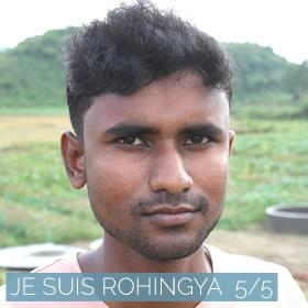 rohingya temoignage ONG