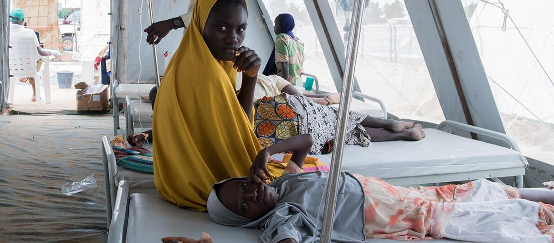 Nigéria Malnutrition Enfant