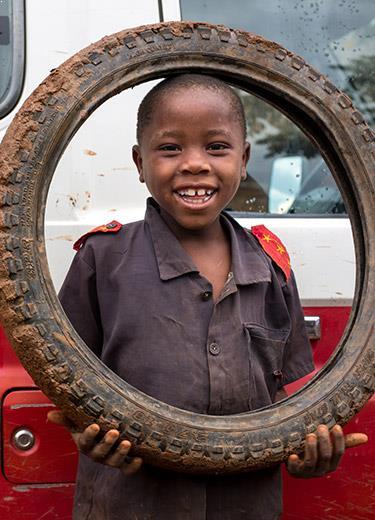 enfant-RDC-cholera