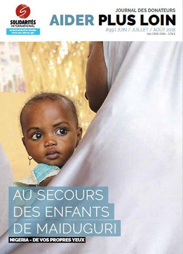 Journal des donateurs n°99