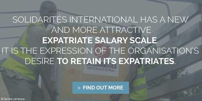 Jobs - SOLIDARITÉS INTERNATIONAL