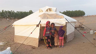abris urgence yemen