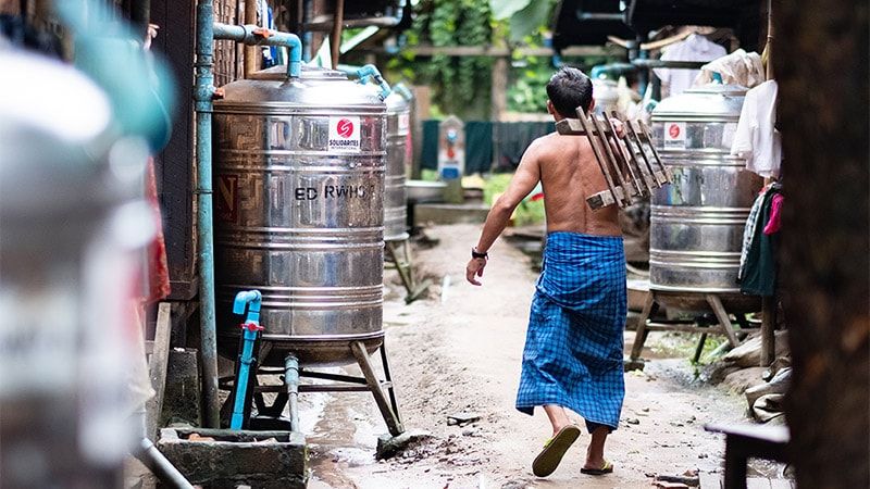 camp réfugiés kachin myanmar