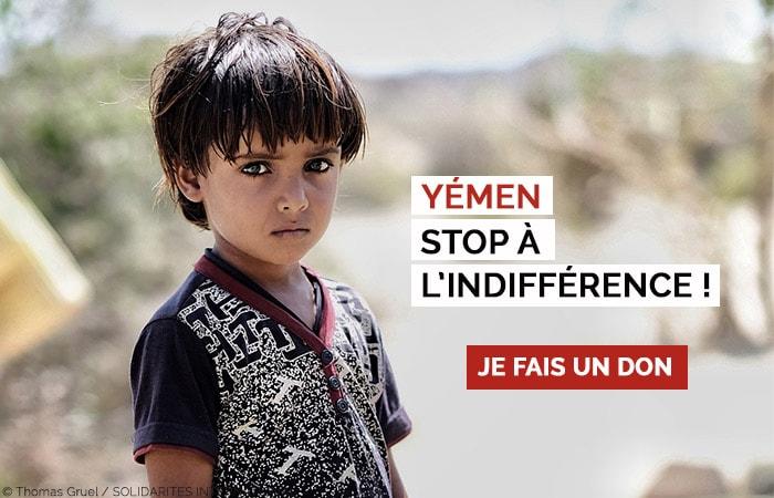 yemen humanitaire