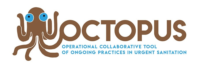 octopus - operational collaborative tool of ongoing practices in ugrent sanitation
