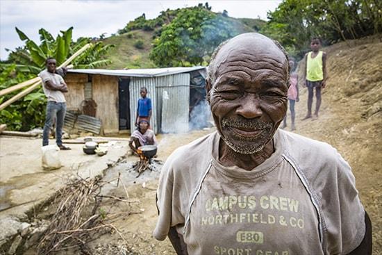 Ouragan Haiti Grand Anse Matthew